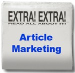 Article Marketing Strategy