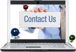 web contact management