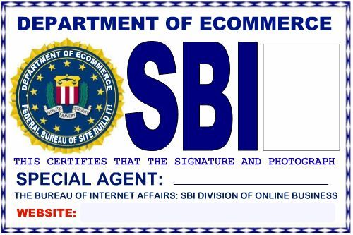 Sbi Ecommerce Department | Bureau Of Internet Affairs