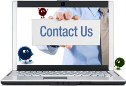 web contact management