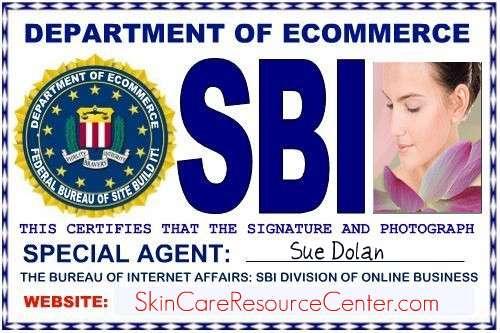 Skincare SBI Website