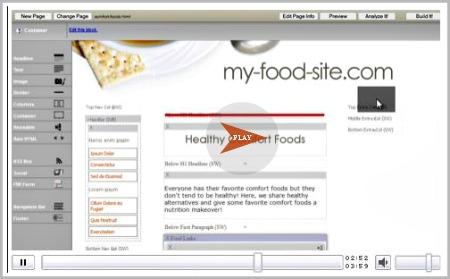 Building Web Pages