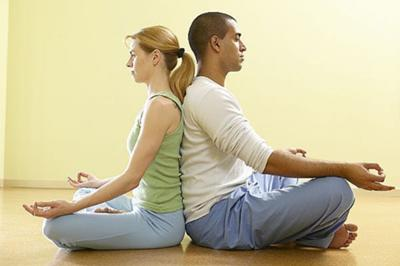 Website Teaching a Yoga  Personal Development Program