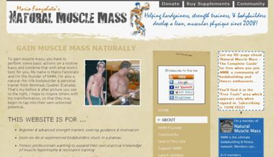 www.Natural-Muscle-Mass.com