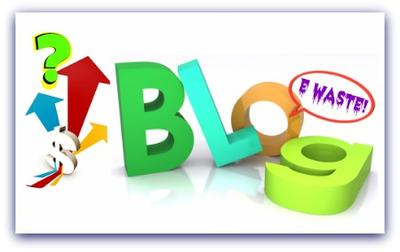 My e Business Blog Turned Out to be a Colossal e Waste of Time!