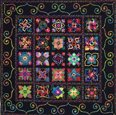 Create a Web Site Business for Quilts
