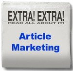 Hot off the Presses! Article Marketing Strategies Work!