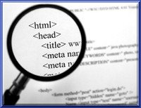 <FONT COLOR=#00008B> Web Page HTML CSI: Code Script Investigator</font>